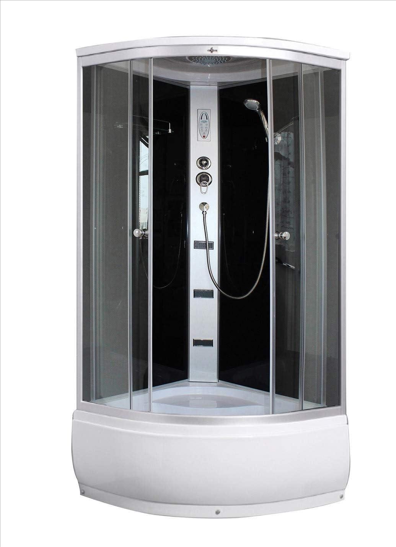 CARTREX - Conjunto de bañera de ducha (80 x 80 x 215 cm): Amazon.es: Bricolaje y herramientas