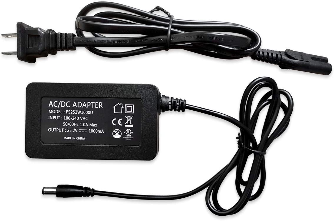 OPOVE G3 Pro M3 Pro Massage Gun Charger AC Adapter Power Supply, Original