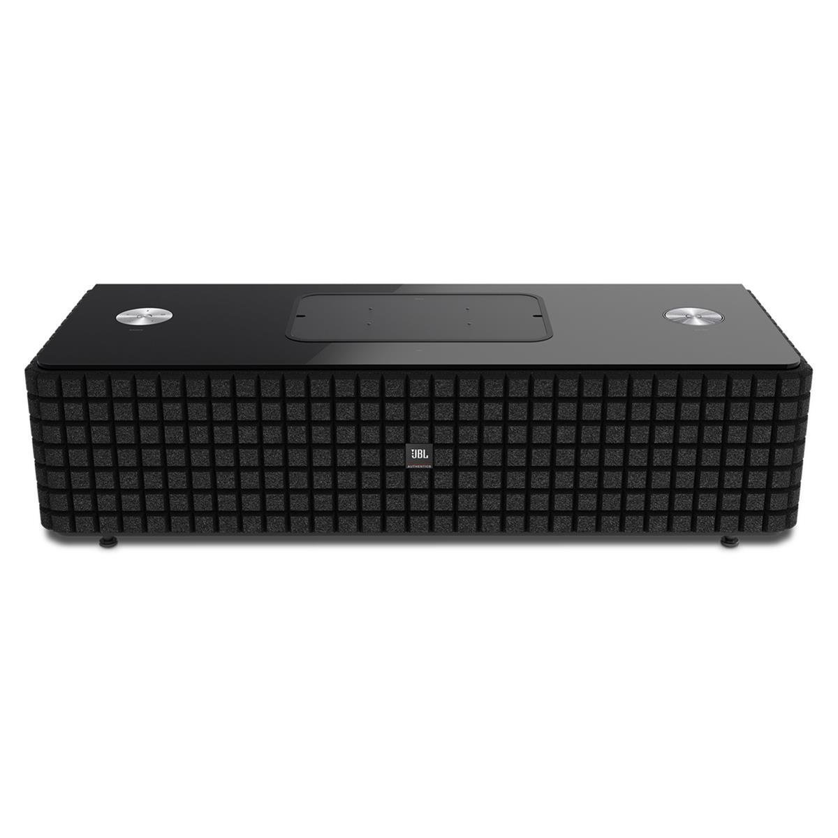 JBL L8 Premium Sound 2.0-Channel Home Theater Stereo System, Black (Certified Refurbished)