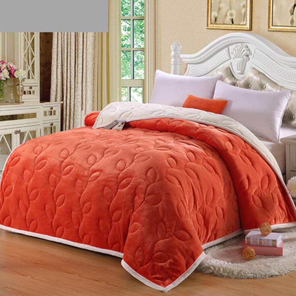 L&WB Flanell Decke-Warm und Gemütlich Quilt Easy Care Betten,G,180 Betten,G,180 Betten,G,180  200Cm B07H8F5J2P Deckenschlafscke Verkaufspreis 67fff2