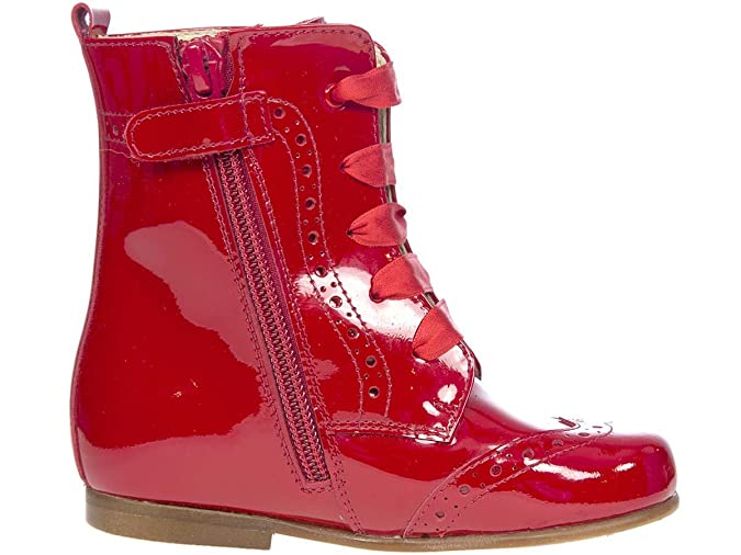 f742ea3c88119 Panache Kids Toddler-Girls Sophie Lace up Boot: Amazon.co.uk: Shoes & Bags