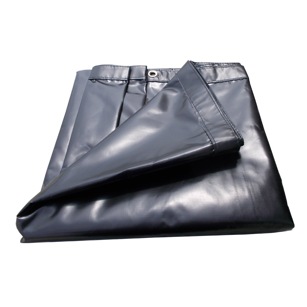(MT-VT18-B1016) 10 x 16 - 18oz Heavy Duty Vinyl Tarp