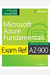 Exam Ref AZ-900 Microsoft Azure Fundamentals (English Edition) eBook Kindle