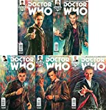 img - for Doctor Who 8th, 9th,10th, 11th and 12th Doctor Issue #1 Alice X Zhang Cover A Set - Bundle of Five (5) Titan Comics book / textbook / text book