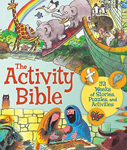 (The Activity Bible)