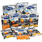 Backpacker's Pantry Gourmet 2 person 3 day meal pack