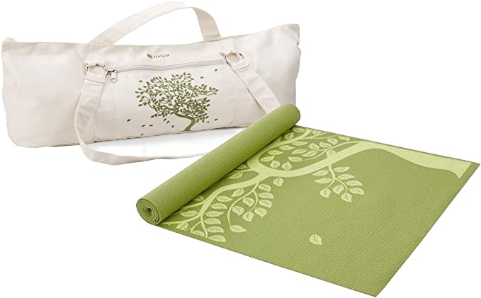 Amazon.com : Gaiam Tree of Life Yoga Bundle : Sports & Outdoors