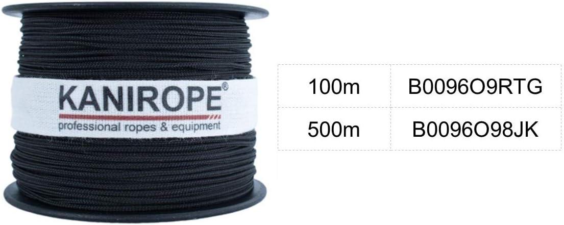 350m Polyester-Seil Ø 4mm auf Rolle Universalseil Kordel Polyesterseil Farbwahl