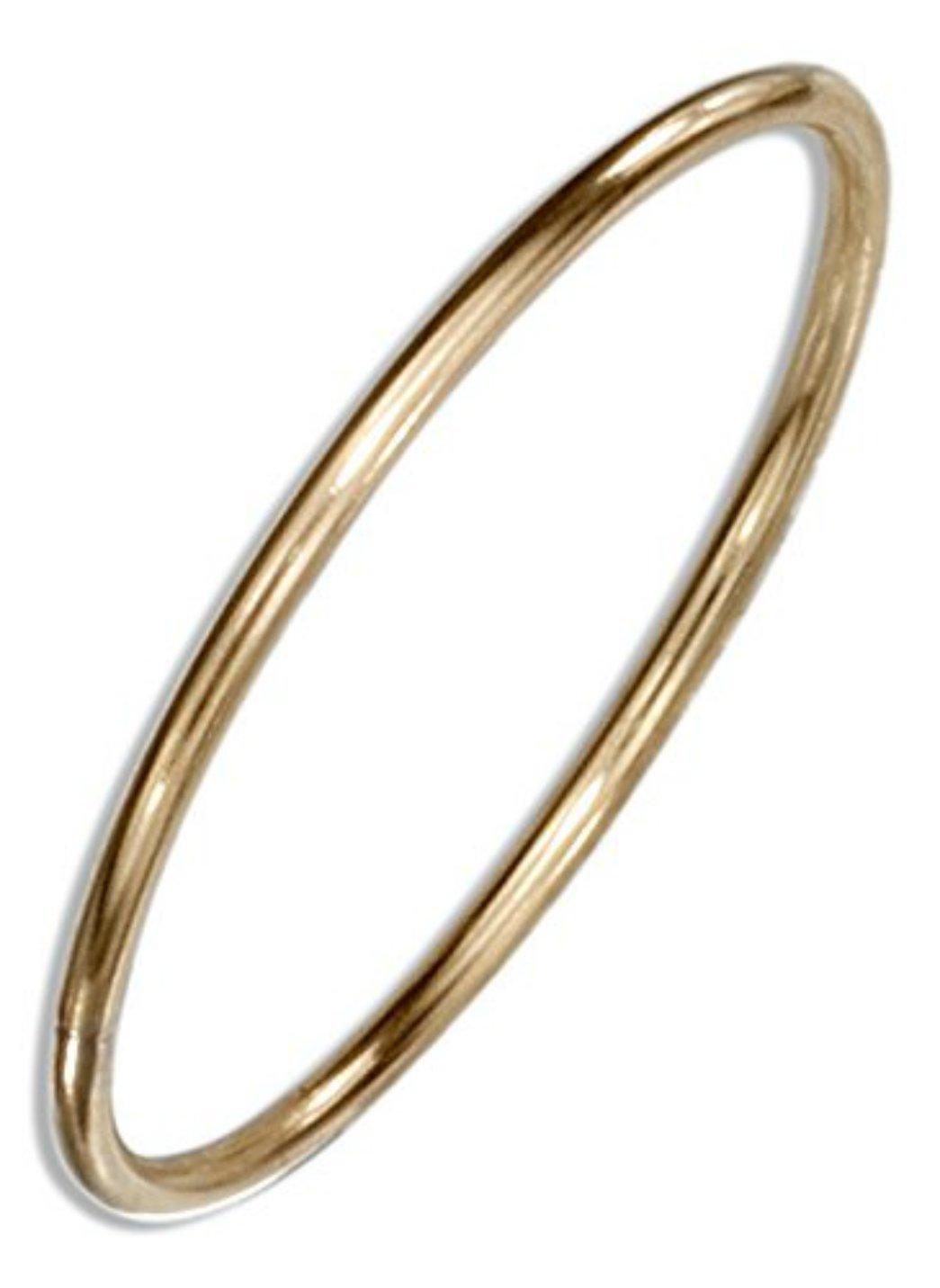 14k Gold Filled 1mm Thin Plain Band Thumb Ring Guard (8)