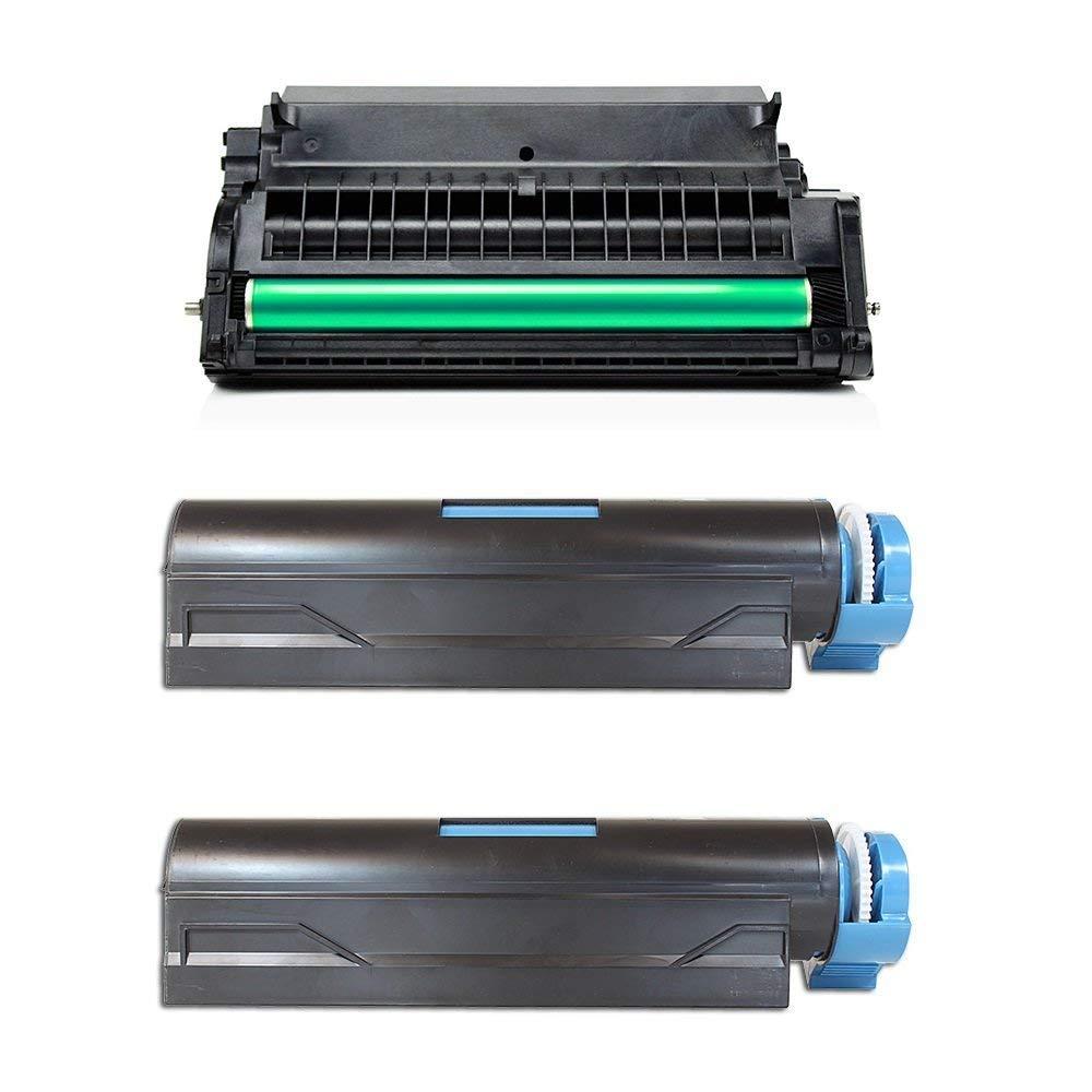 ttrecycling Compatible - como Repuesto para Oki b412dn/b432dn ...