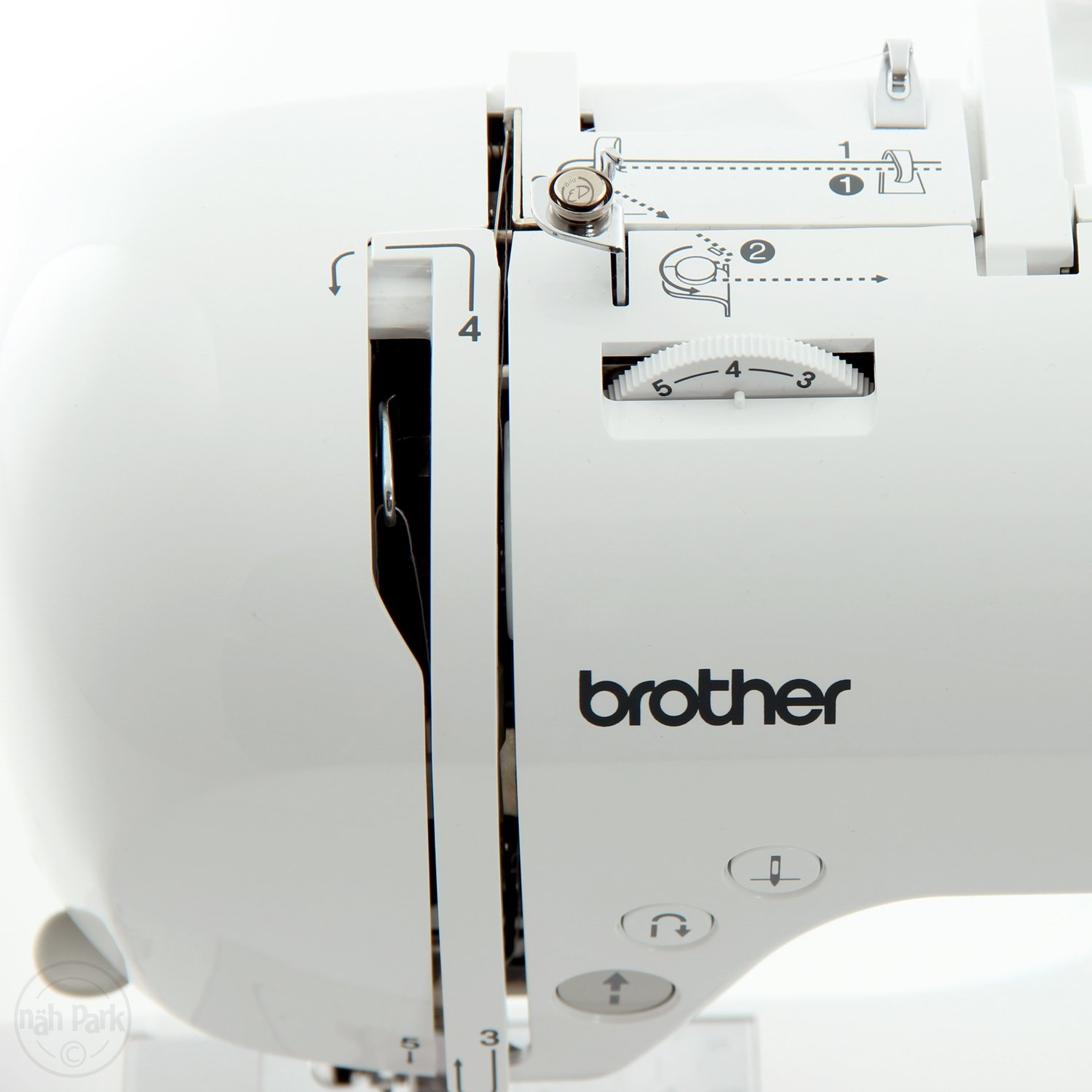 N/ähmaschine Brother Innov-is 27 Special Edition