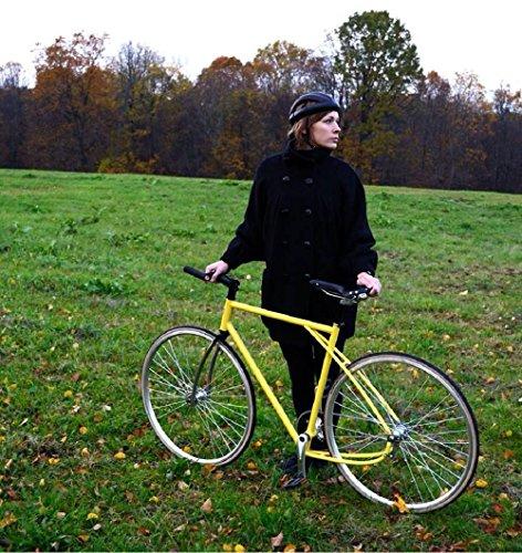 Brown Sugar Pet Store SPIN 1 Vintage Bike Helmet Foldable Olive Color