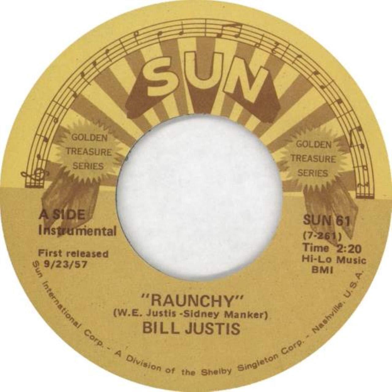 Bill Justis - Raunchy / The Midnite Man - Amazon.com Music