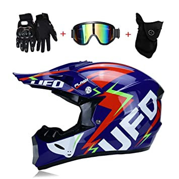 Casque Certified Dot Off Motocross Road Seasons Adulte Licidi Four W9IED2YH