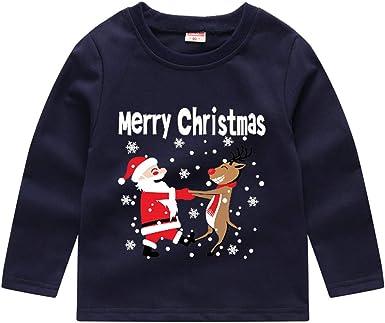 K-Youth para 1 a 5 años Ropa Bebe Niño Navidad Otoño Invierno ...