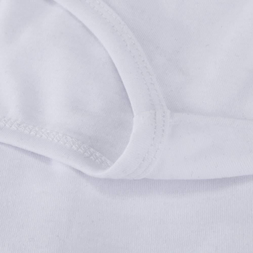 Manadlian_Manga larga para mujer Blusas Elegantes Mujer, Sólida Camiseta del O-Cuello Blusa Fruncida de Las Mujeres Tops Sueltos: Amazon.es: Ropa y ...