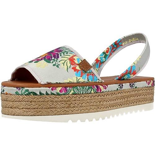 Alpargatas para Mujer, Color, Marca MENORQUINAS POPA, Modelo Alpargatas para Mujer MENORQUINAS POPA Onna: Amazon.es: Zapatos y complementos