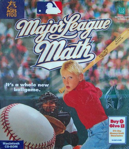 Major League Math
