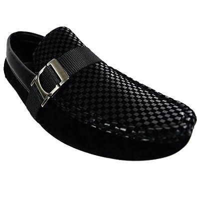 Amazon.com: Giovanni para hombre zapatos mocasines Casual ...