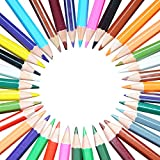 Bao Core 36 Wooden Color Pencils Exclusive for Adult Coloring Books