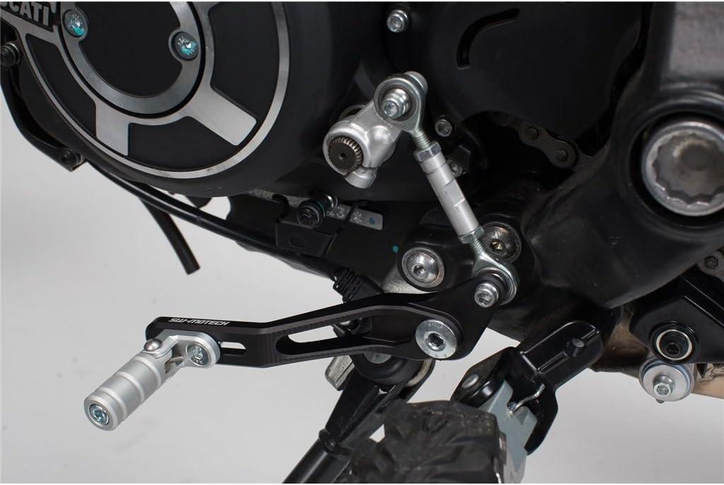 SW Motech Shift Lever Ducati Scrambler//Desert Sled Adjustable