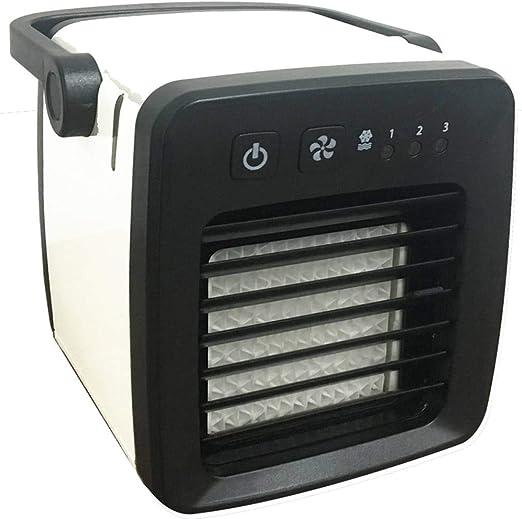 Ultra silencioso Mini ventilador de aire acondicionado,Enfriador ...