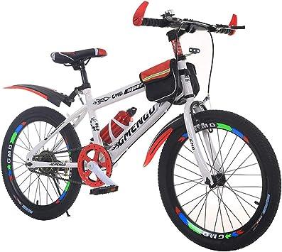 LJXWYQ Bicicletas para Niños De 20 Pulgadas De 22 Pulgadas Niños Y ...
