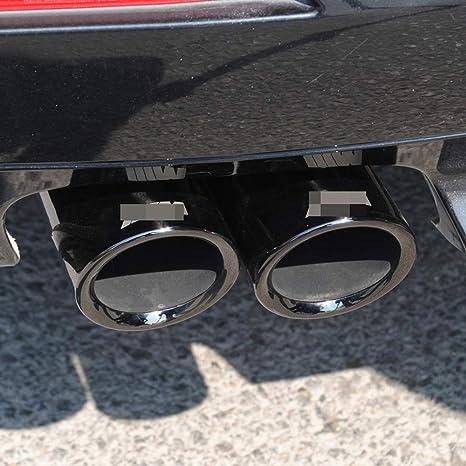 per BMW X3 G01 X4 G02 2019 2020 Auto Coda Gola Tubo di Scarico Silenziatore Modificato Coda in Acciaio Inox Bocca Silenziatore Accessori