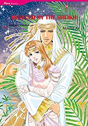 RESCUED BY THE SHEIKH (Harlequin comics)