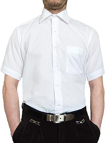 Camisa de manga corta para hombre, varios colores disponibles: Amazon.es: Ropa y accesorios