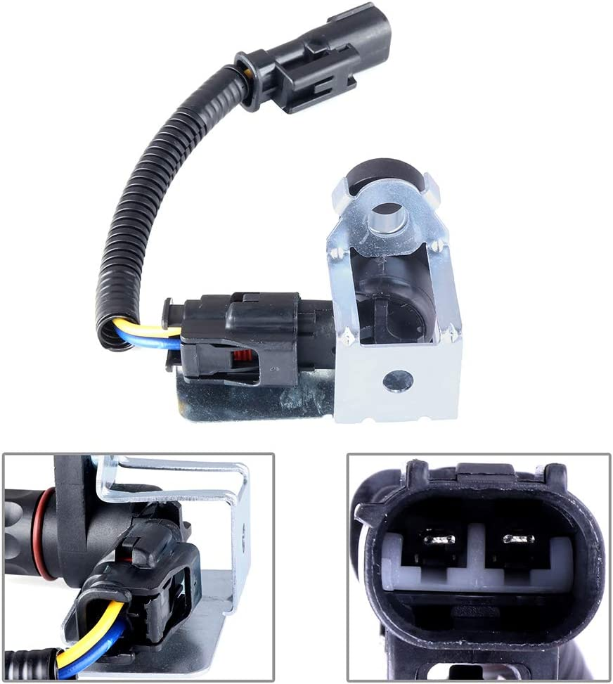 AUTOMUTO 1PCS Left+Right+Rear ABS Wheel Speed Sensor Brake Sensor Fit 1999-2004 Dodge Dakota 1998-2003 Dodge Durango 1999-2005 Dodge Ram 1500