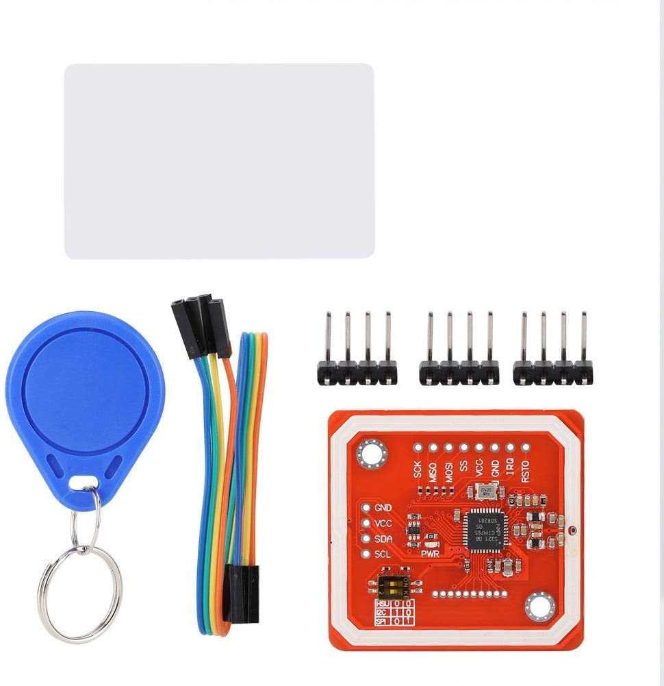 Wireless Module,PN532 for NFC//RFID V3 Wireless Module Reader Writer Board for Android Mobile Communication,Small Dimension Material