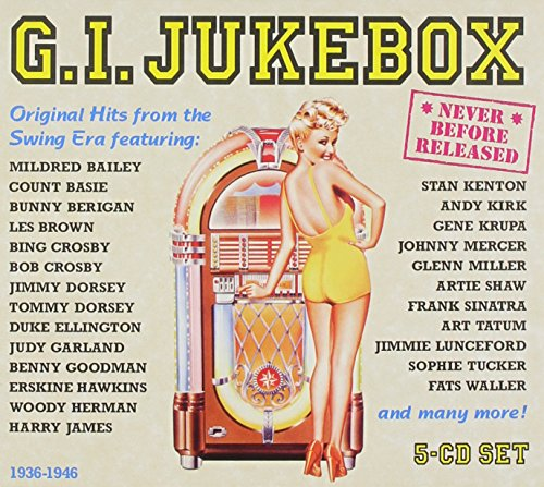 G.I. Jukebox: Original Hits From Swing Era ()