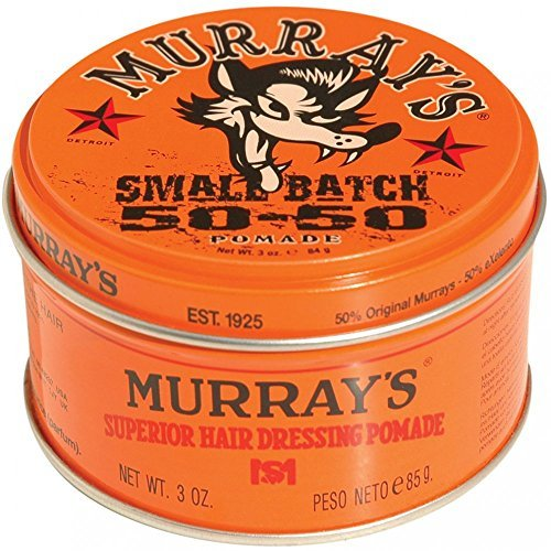 Murray's Small Batch 50-50 Hair Pomade ()