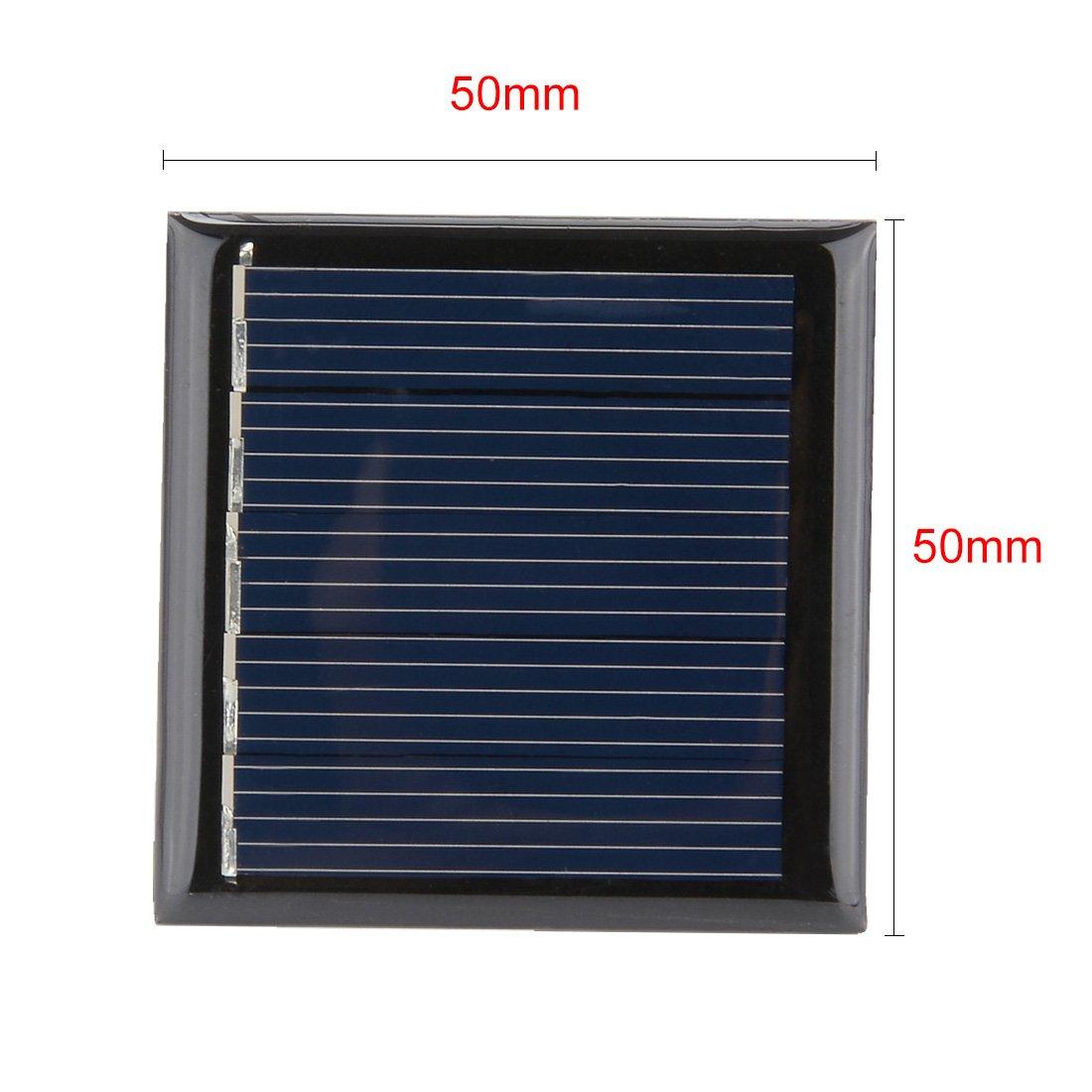 Amazon.com: uxcell - Módulo de panel solar para cargador de ...