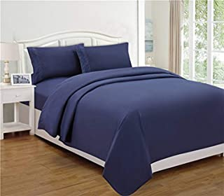 product image for victor mill Cabana Navy Nautical 4-piece Comforter Set 4 Piece, 1 Piece Euro