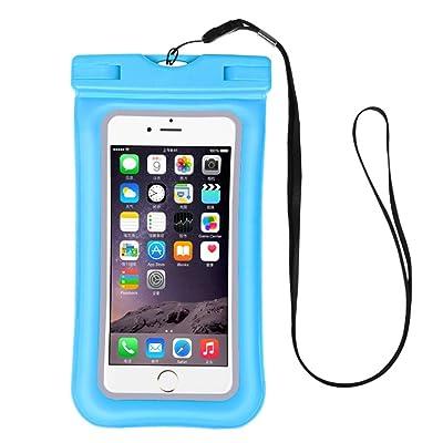 Portable imperméable à l'eau de cas de téléphone de poche imperméable à l'eau imperméable à l'eau de sac imperméable à l'eau imperméable à l'