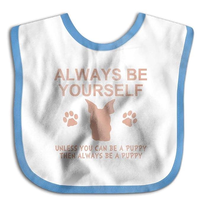 78d176d46f5c Amazon.com  Hot Sale Children Burp Cloths Always Be A Puppy Casual ...