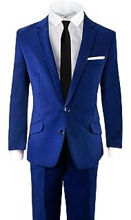 79264d8bc2d Amazon.com  Black n Bianco Boys  Signature Sateen Long Sleeve Dress ...