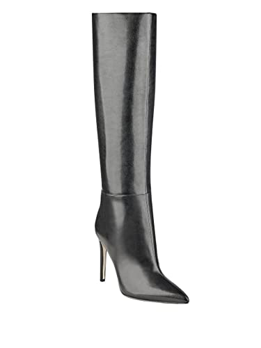 26ef90f12b Amazon.com   Guess Womens Lilly Closed Toe Knee High Fashion Boots   Shoes