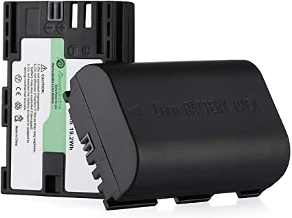 Image ofPower extra LP E6