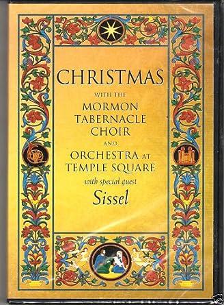 Lds Christmas Concert.Amazon Com Christmas With The Mormon Tabernacle Choir And