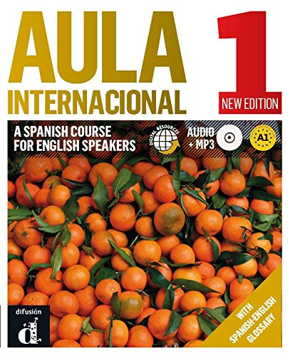 Aula Internacional 1. Nueva edicion. Libro del alumno + CD (English edition). A Spanish Course for English Speakers (Spanish Edition)