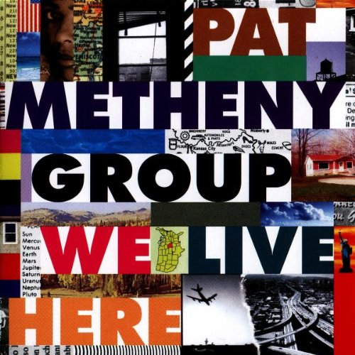We Live Here by Geffen Records