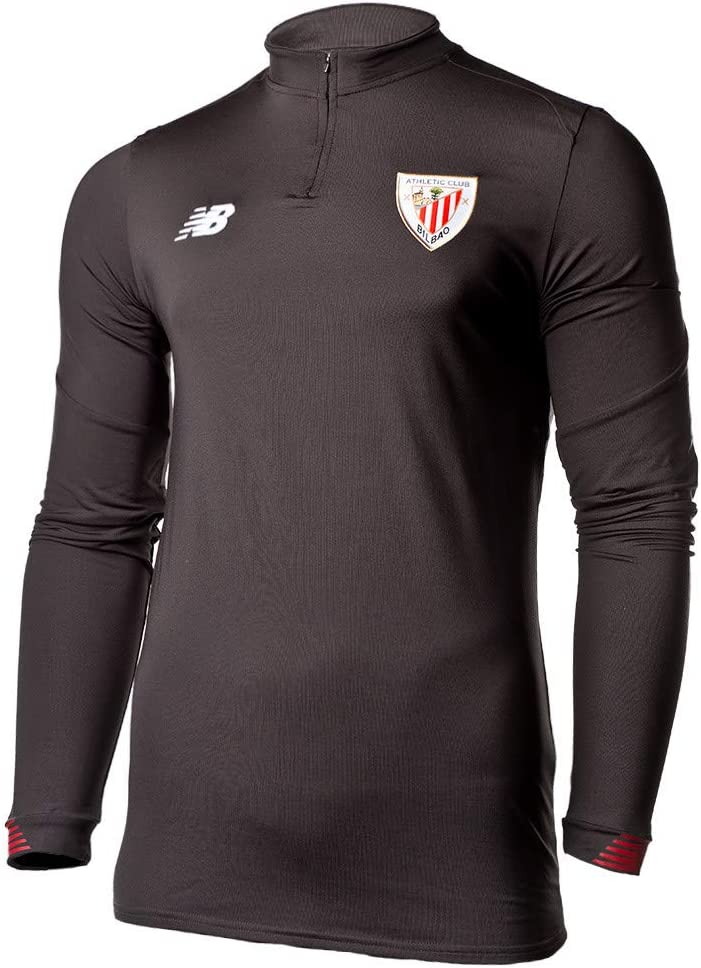 New Balance - Athletic Bilbao Sudadera NE 19/20 Hombre Color ...