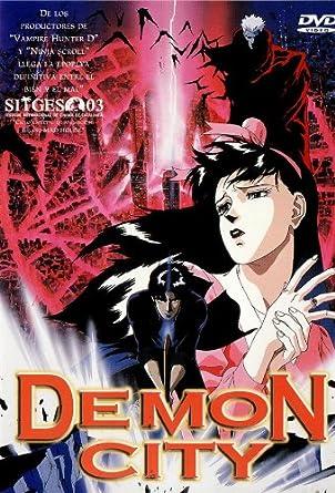 Demon City: Amazon.es: Cine y Series TV