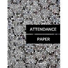 Attendance Paper