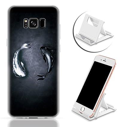 Galaxy S8 Case Galaxy S8 Soft Tpu Cover Vandot Crystal Clear Hd