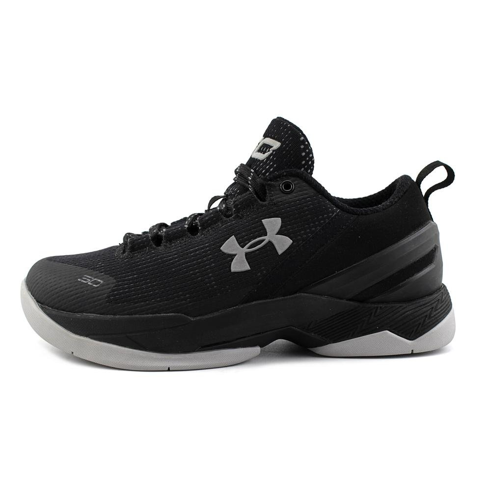 3e107597545 Under Armour BGS Curry 2 Low (Black Black-White) Essential  Amazon.co.uk   Sports   Outdoors