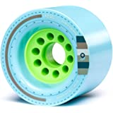 Orangatang Kegel 80 mm Downhill Longboard Skateboard Cruising Wheels (Set of 4)